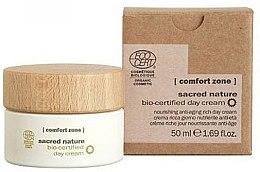 Profumi e cosmetici Crema viso, da giorno - Comfort Zone Sacred Nature Day Cream