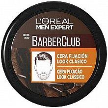 Profumi e cosmetici Cera fissante per capelli - L'Oreal Men Expert Barber Club Soft Hold Wax