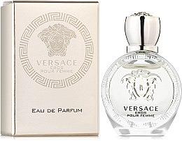 Profumi e cosmetici Versace Eros Pour Femme - Eau de Parfum (mini)
