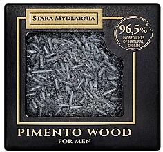 Profumi e cosmetici Shampoo solido, per uomo - Stara Mydlarnia Pimento Wood Shampoo Bar