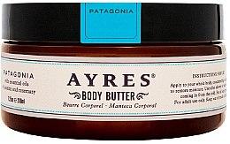 Profumi e cosmetici Olio corpo - Ayres Patagonia Body Butter
