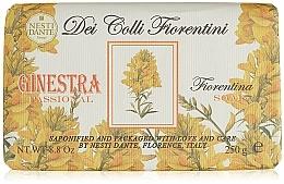 """Profumi e cosmetici Sapone """"Ginestra"""" - Nesti Dante Dei Colli Fiorentini Broom Soap"""