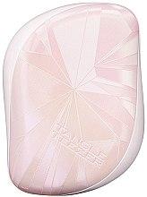 Profumi e cosmetici Pettine - Tangle Teezer Compact Styler Smashed Holo Pink