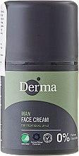 Profumi e cosmetici Crema viso, per uomo - Derma Man Face Cream