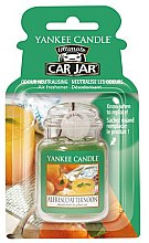 Profumi e cosmetici Profumo per auto - Yankee Candle Car Jar Ultimate Alfresco Afternoon