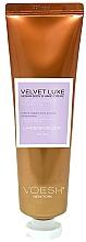 Profumi e cosmetici Crema corpo e mani emolliente alla lavanda - Voesh Velvet Luxe Lavender Soothe Vegan Body&Hand Creme