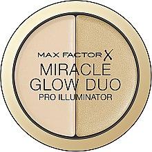 Profumi e cosmetici Correttore illuminante - Max Factor Miracle Glow Duo