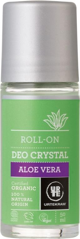 "Deodorante roll on ""Aloe vera"" - Urtekram Deo Crystal Aloe Vera"