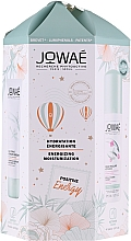 Profumi e cosmetici Set - Jowae Positive Energy (f/gel/40ml + micellar/150ml)