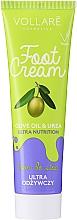Profumi e cosmetici Crema per piedi - Vollare Cosmetics De Luxe Ultra Nutrition Oile&Urea Foot Cream