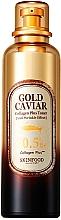 Profumi e cosmetici Tonico viso - Skinfood Gold Caviar Collagen Plus Toner