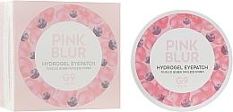 Profumi e cosmetici Patch occhi in idrogel - G9Skin Pink Blur Hydrogel Eyepatch