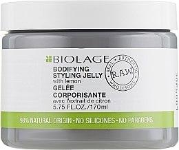 Profumi e cosmetici Gel-styling volume - Biolage R.A.W. Bodifyng Styling Jelly