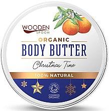 """Profumi e cosmetici Burro corpo """"Natale"""" - Wooden Spoon Christmas Time Body Butter"""