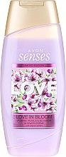 Profumi e cosmetici Crema doccia - Avon Senses Love in Bloom Shower Cream