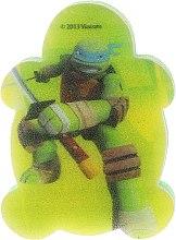 "Profumi e cosmetici Spugna da bagno ""Ninja Turtles"" Leonardo 2 - Suavipiel Turtles Bath Sponge"