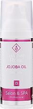 Profumi e cosmetici Olio di jojoba per tutti i tipi di pelle - Charmine Rose Jojoba Oil