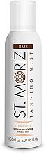 Profumi e cosmetici Spray abbronzante, scuro - St. Moriz Self Tanning Mist Dark