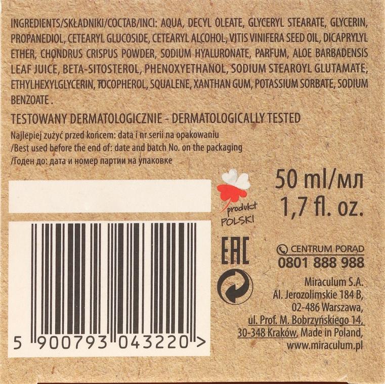 Crema viso idratante con olio di semi d'uva - Gracja Bio Moisturizing Face Cream — foto N3