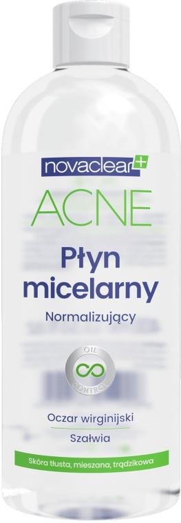 Acqua micellare - Novaclear Acne Micellar Water