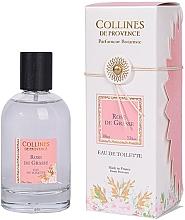 Profumi e cosmetici Collines de Provence Rose de Grasse - Eau de toilette