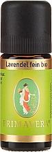 Profumi e cosmetici Olio essenziale - Primavera Natural Essential Oil Lavender Fine