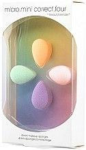 Profumi e cosmetici Set mini spugne make up - Beautyblender Micro.Mini Correct.Four (4pz)