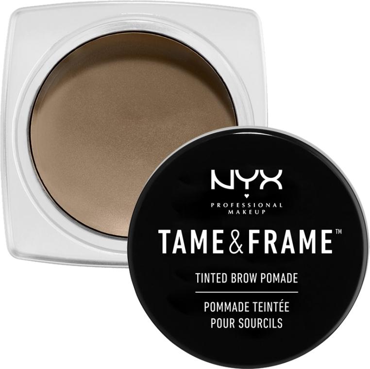 Pomata per sopracciglia - NYX Professional Makeup Tame & Frame Brow Pomade