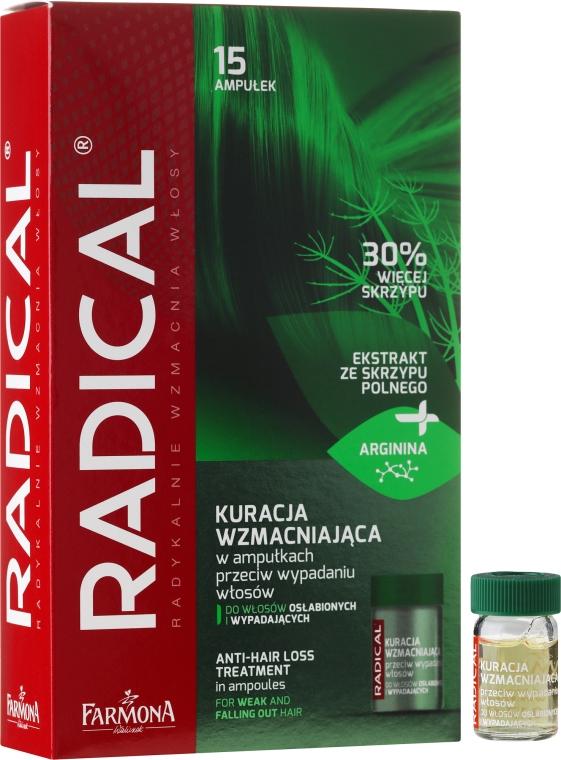 Trattamento anticaduta per capelli indeboliti - Farmona Radical Hair Loss