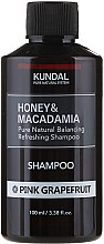 "Profumi e cosmetici Shampoo ""Pompelmo rosa"" - Kundal Honey & Macadamia Pink Grapefruit Shampoo"