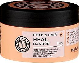 Profumi e cosmetici Maschera per capelli antiforfora - Maria Nila Head & Hair Heal Masque