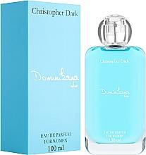Profumi e cosmetici Christopher Dark Dominikana Blue - Eau de Parfum