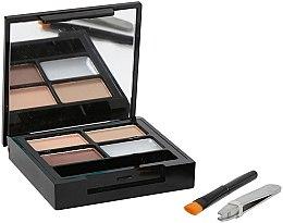 Set pe le sopracciglia - Makeup Revolution Focus & Fix Brow Kit — foto N1