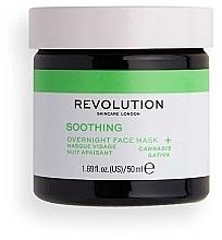 Profumi e cosmetici Maschera viso - Revolution Skincare Smoothing Night Facial Mask
