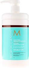 Profumi e cosmetici Maschera per capelli a base di olio marocchino - Moroccanoil Hydrating Masque