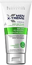 Profumi e cosmetici Balsamo dopobarba lenitivo per pelli sensibili - Eveline Cosmetics Men X-Treme After Shave Balm