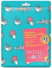 Profumi e cosmetici Cuscinetto detergente viso - Patch Holic Whipping Bubble Cleansing Facial Pad