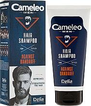 Profumi e cosmetici Shampoo anti forfora - Delia Cameleo Men Anti Dandruff Shampoo
