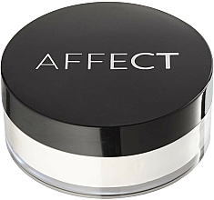 Profumi e cosmetici Cipria trasparente in perle - Affect Cosmetics Skin Luminizer Pearl Powder