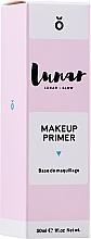 Profumi e cosmetici Primer trucco - Lunar Makeup Primer