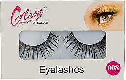 Profumi e cosmetici Ciglia finte, N. 008 - Glam Of Sweden Eyelashes