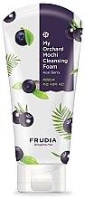 Profumi e cosmetici Schiuma detergente viso con bacche di acai - Frudia My Orchard Mochi Foam