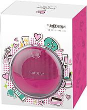 Profumi e cosmetici Spazzola per la pulizia del viso, rosa - Purederm Sonic Face Brush Pink