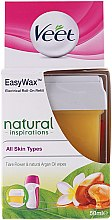 Profumi e cosmetici Cera depilatoria - Veet Easy Wax Natural Inspirations