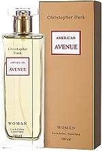 Profumi e cosmetici Christopher Dark American Avenue - Eau de Parfum