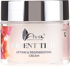 Crema viso da notte - Ava Laboratorium Orient Time Skin Lifting & Regenerating Night Cream — foto N2