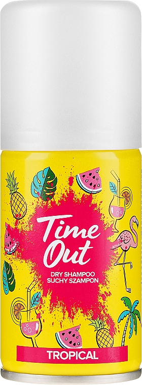 Shampoo secco - Time Out Dry Shampoo Tropical