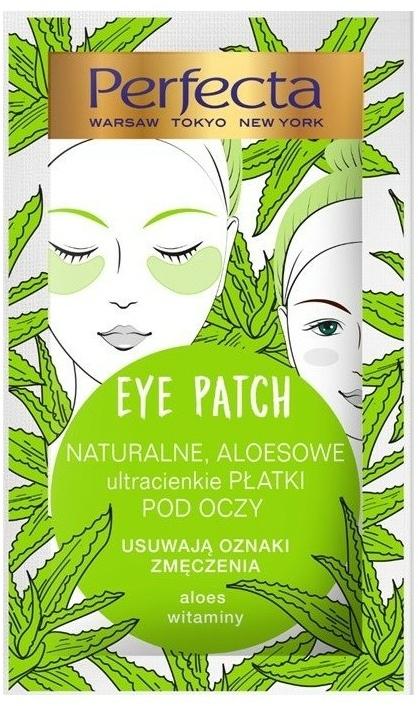 Patch occhi - Perfecta Eye Patch Aloe & Vitamins