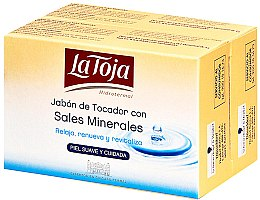 Profumi e cosmetici Set - La Toja Hidrotermal Toilet Soap With Salt Mineral (soap/2x125g)