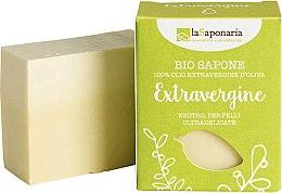 """Profumi e cosmetici Sapone Bio """"Extravergine"""" - La Saponaria Bio Sapone"""